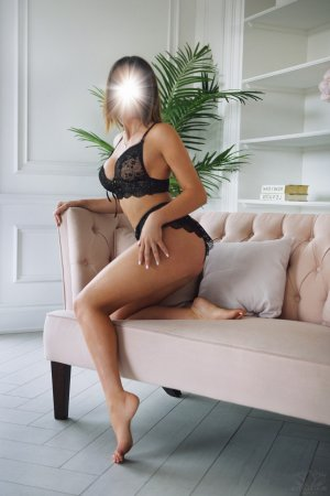 Laureline erotic massage in Greenville and escort