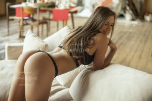Noursine escort girl in Hillcrest Heights MD & happy ending massage