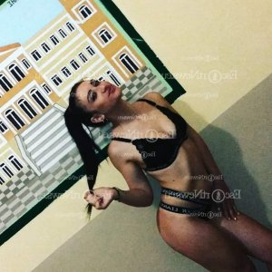 Maryline escort girl